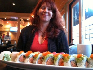 Andrea at Wasabi & Ginger